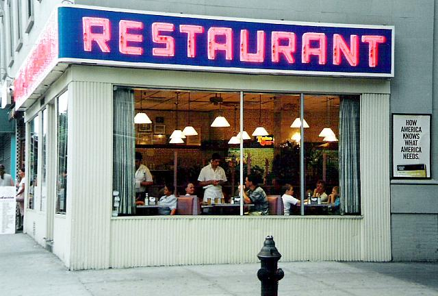restaurants & single tenant leases