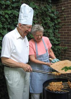 Pacific Place Senior Living - Services & Benefits