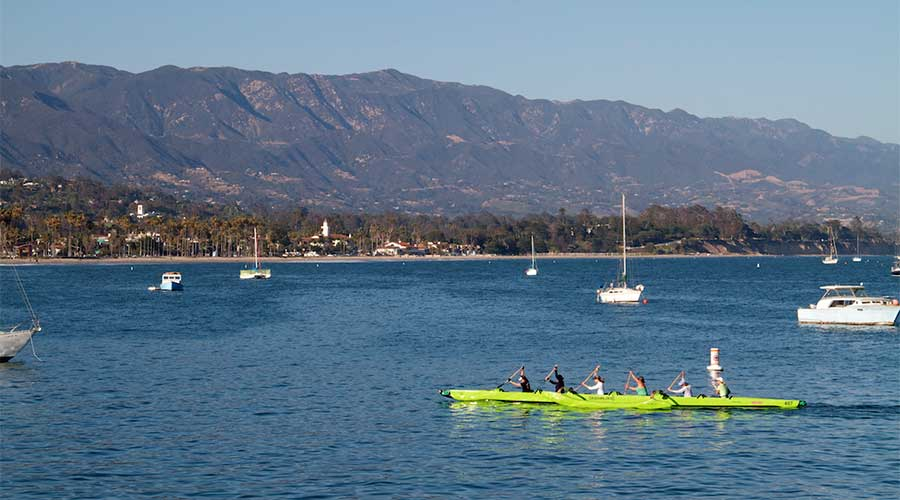 watersports Santa Barbara RV Park
