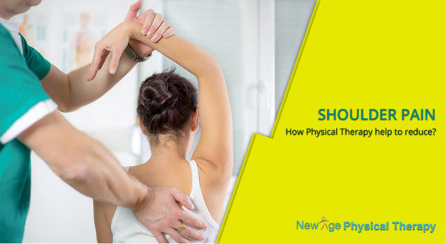 Shoulder Pain common types: How Physical Therapy help to reduce?