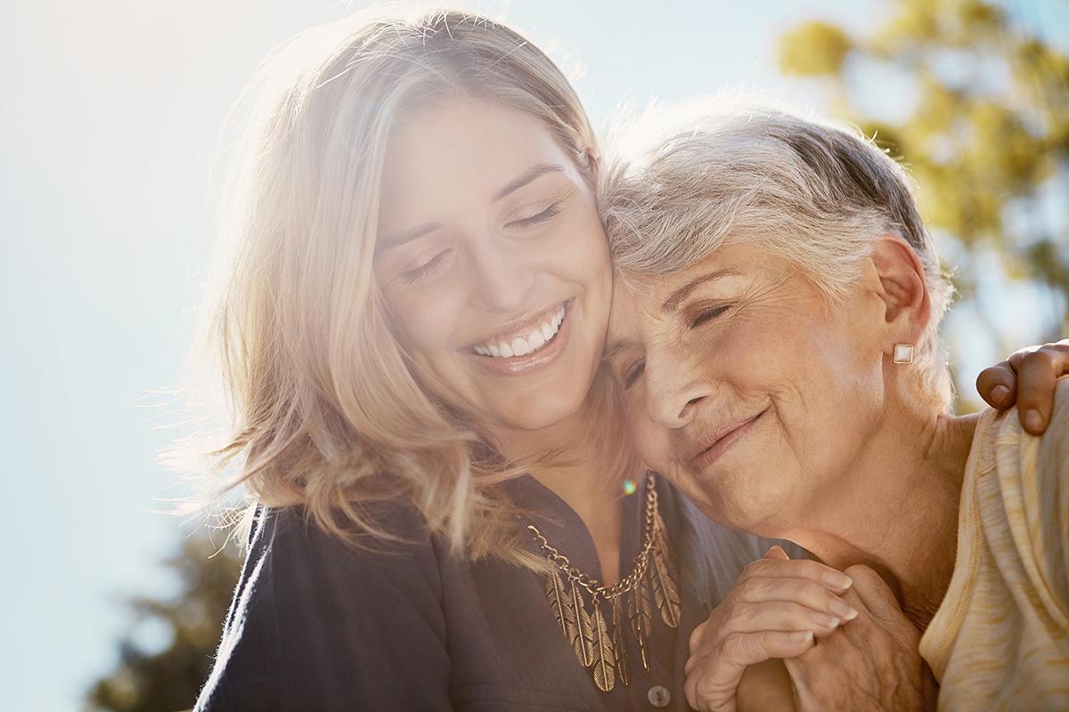 Active Senior Living Couple