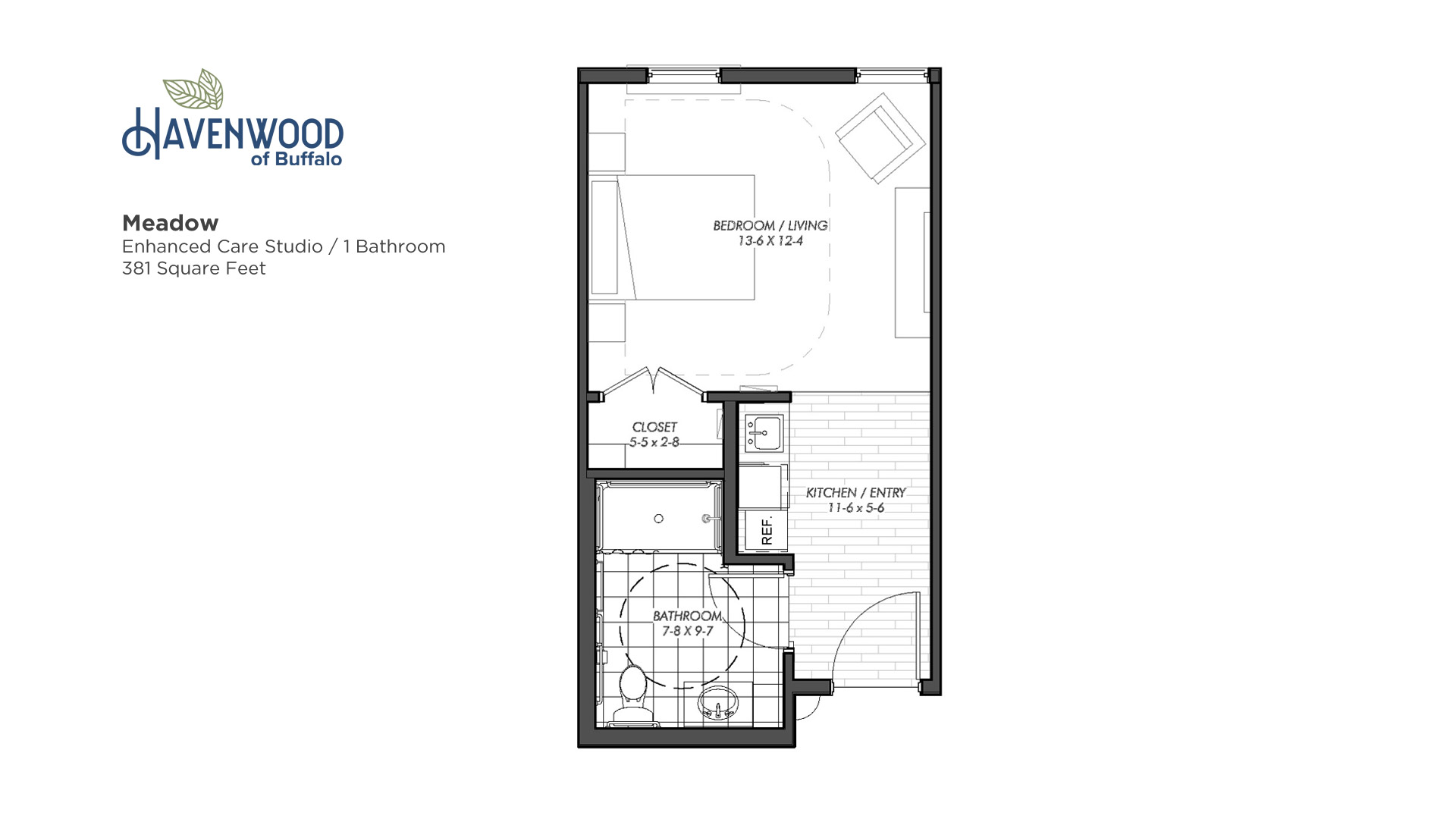 Havenwood of Buffalo Meadow Floor Plan
