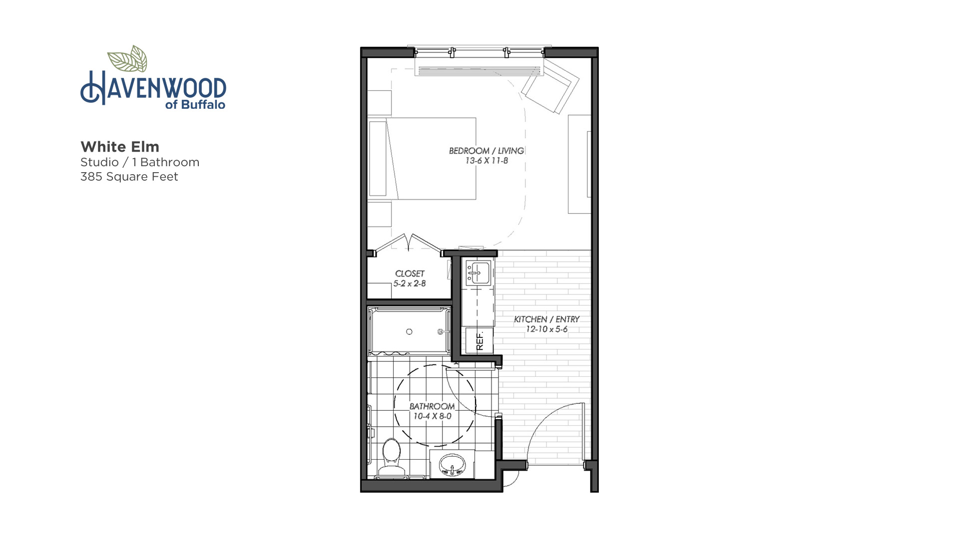 Havenwood of Buffalo White Elm Floor Plan