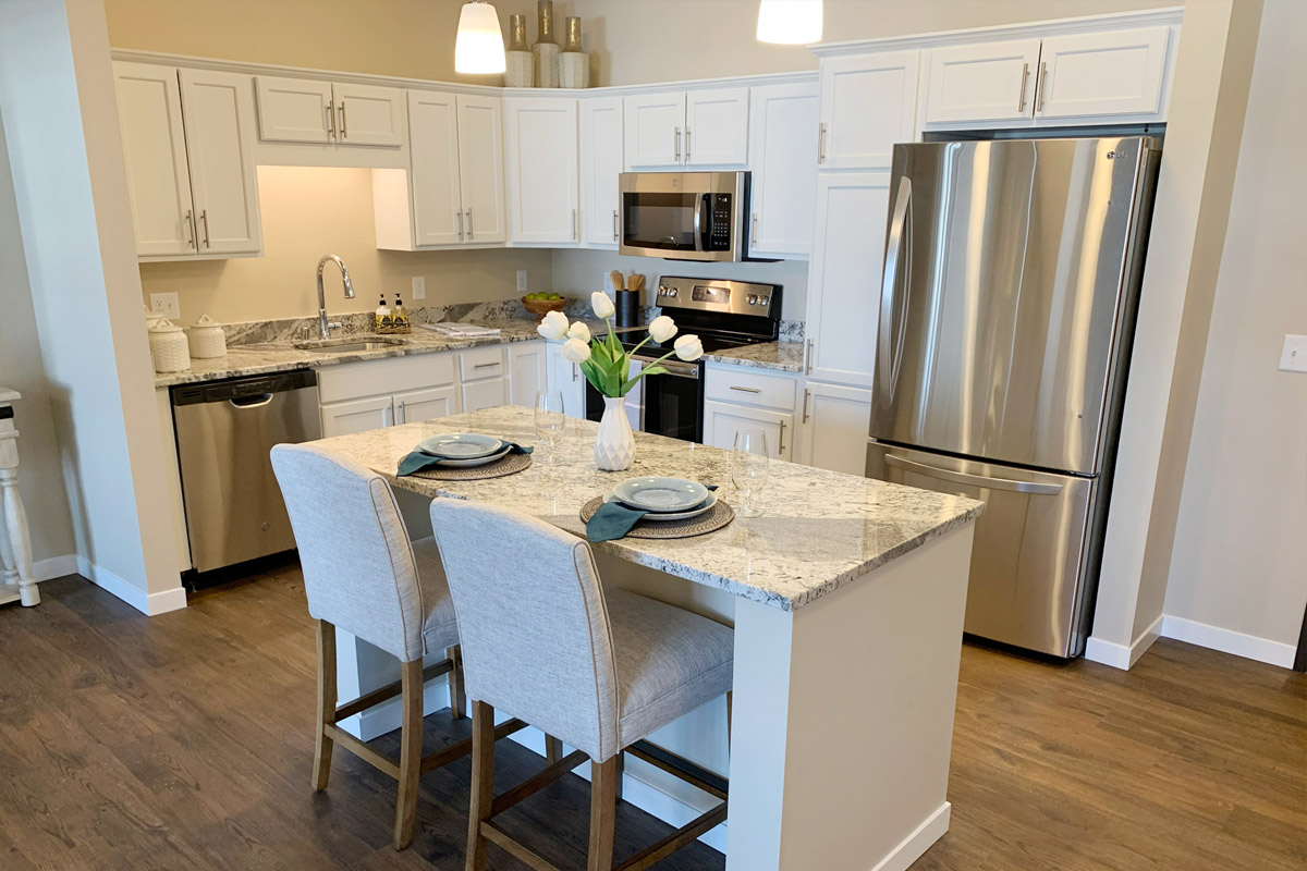 Havenwood of Buffalo Independent Living Apartment