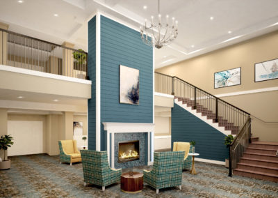 Havenwood of Burnsville Lobby Rendering