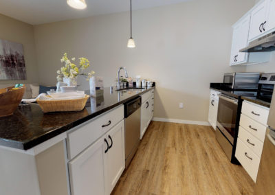 Havenwood of Minnetonka Apartment Kitchen