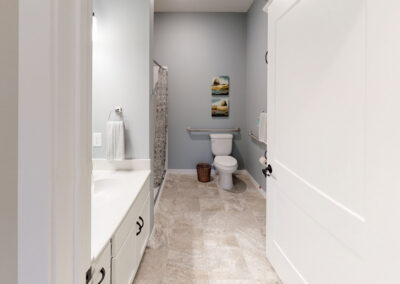 Havenwood of Minnetonka Memory Care Apartment Bathroom