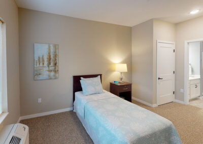 Havenwood of Minnetonka Memory Care Apartment Bedroom