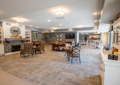 Havenwood of Minnetonka Memory Care Lounge