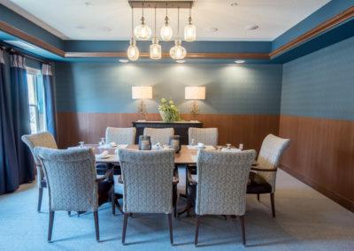 Havenwood of Minnetonka Private Dining Area