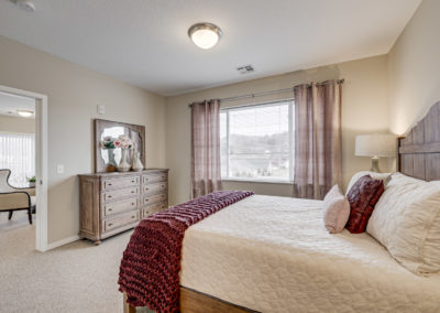 Havenwood of Onalaska Bedroom