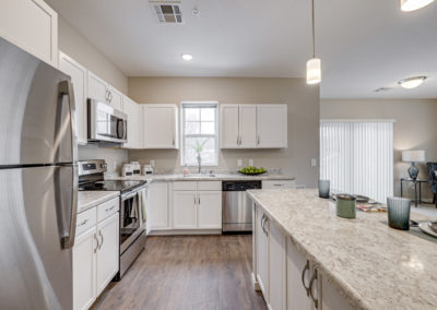 Havenwood of Onalaska Apartment Kitchen