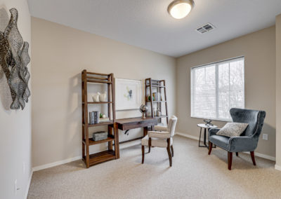 Havenwood of Onalaska Second Bedroom Office
