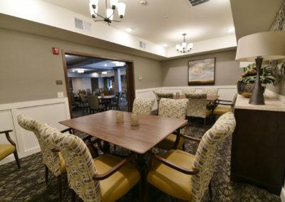 Havenwood of Richfield Dining Room