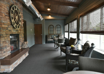 Havenwood of Richfield Fireplace Lounge