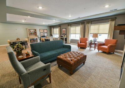 Havenwood of Richfield Memory Care Lounge