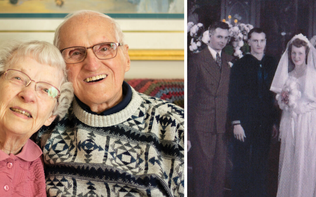 What do the Turners have in common with Walker Methodist? Celebrating 75 years