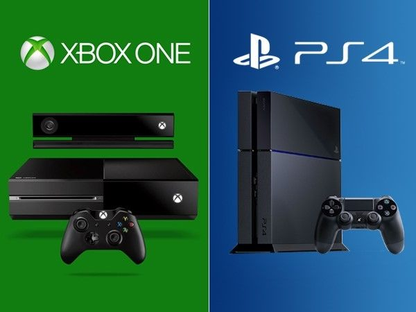 Xbox and PS4
