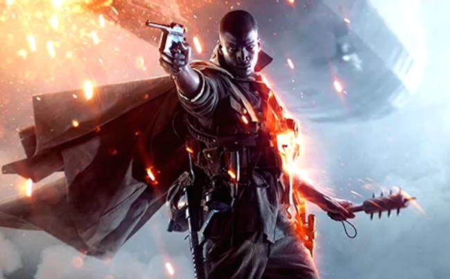 Battlefield 1 battlefield 5