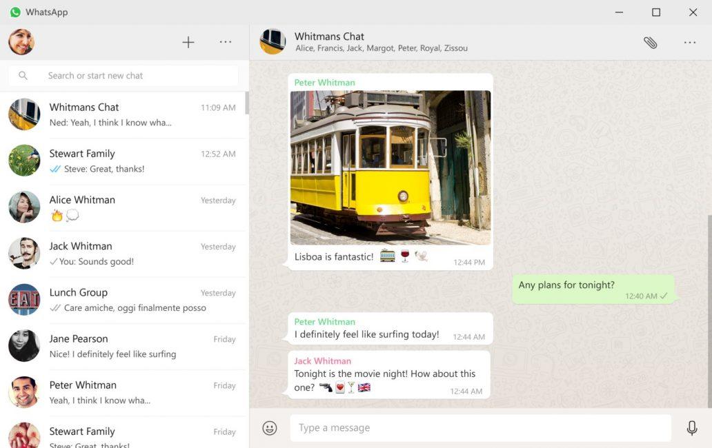 WhatsApp Desktop App for Windows and Mac released