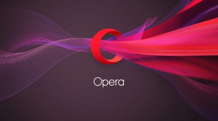 Opera 40 browser with free VPN Opera mini native ad blocker