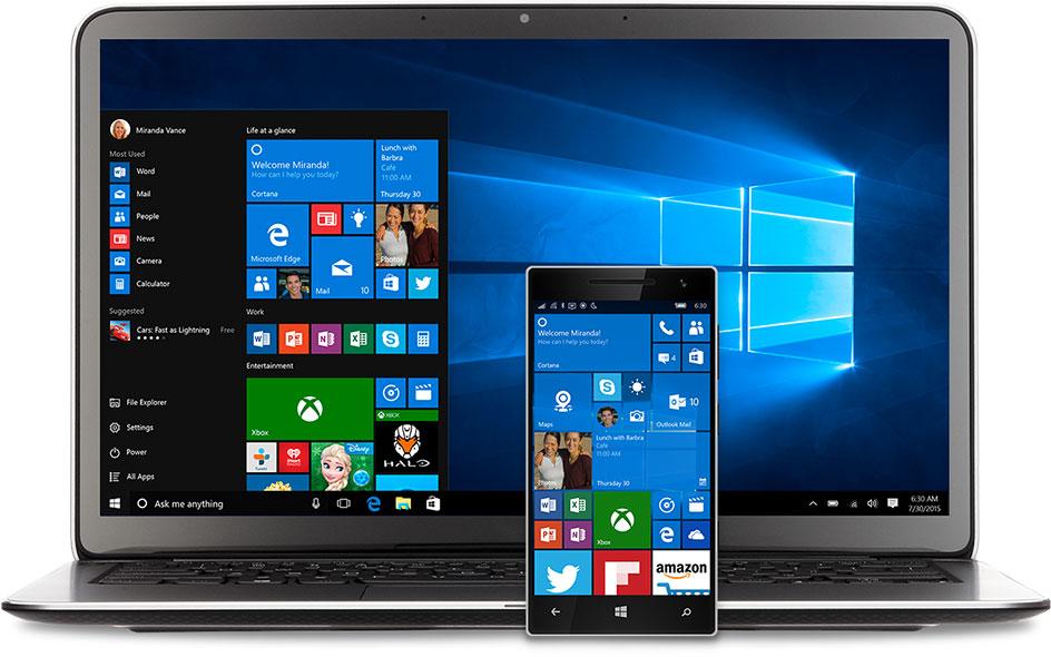 Windows 10 Update KB3176493 build 10586.545 Mobile build 10.0.10586.545