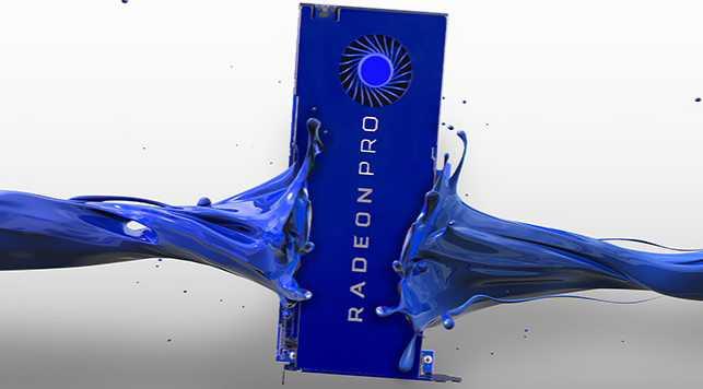 AMD Radeon Pro WX Series of graphics cards
