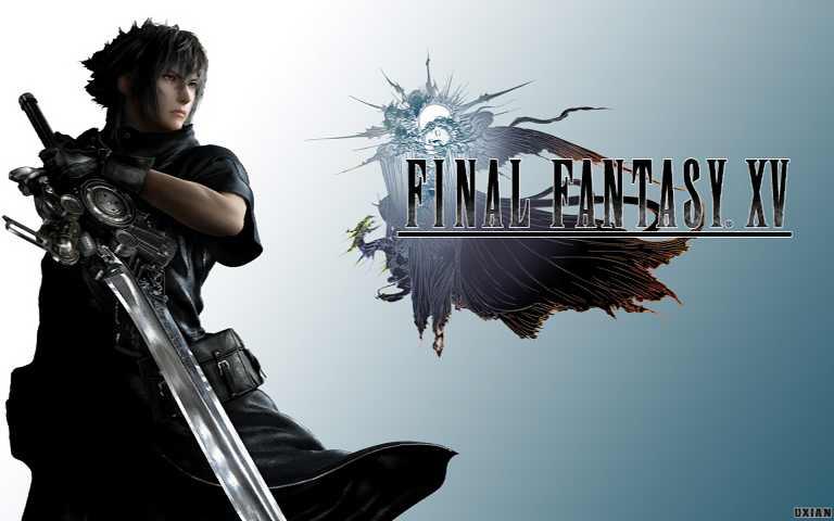 Final Fantasy XV Version 1.18