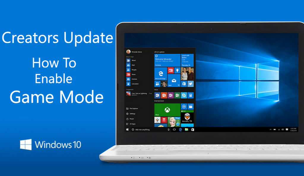 How to enable Game Mode in Windows 10