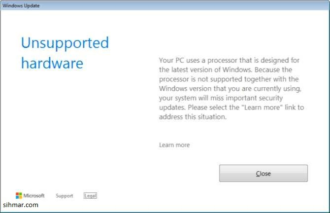 Windows-7-unsupported-hardware