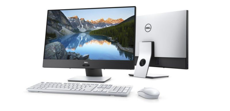 INSPIRON 24 5000 AIO with Windows 10