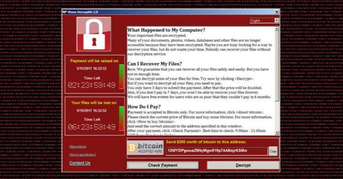 WannaCry-ransomware update KB4012598