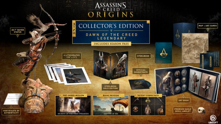 Assassin's Creed Origins Legendary Edition-Sihmar-Com (1)