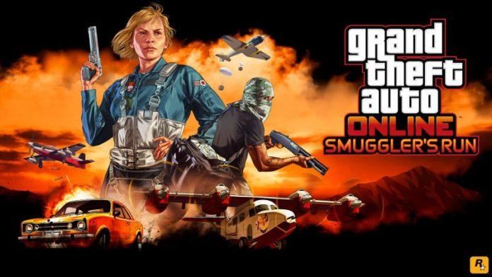 GTA Online Smuggler's run update