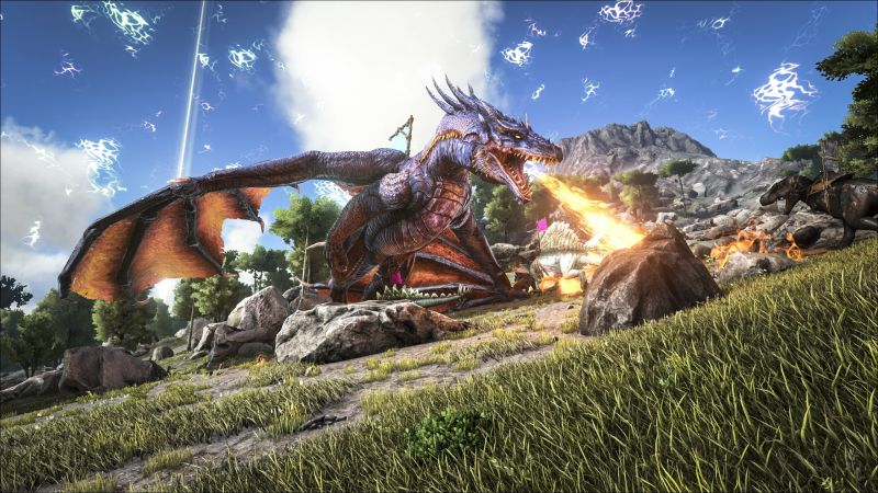 ARK update 1.43 for PS4 - ARK Patch Notes