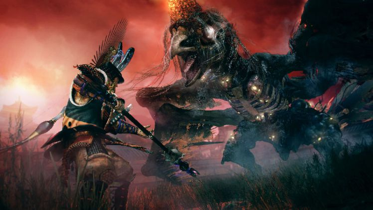 Nioh 1.18 update adds Bloodshed DLC Sihmar (3)