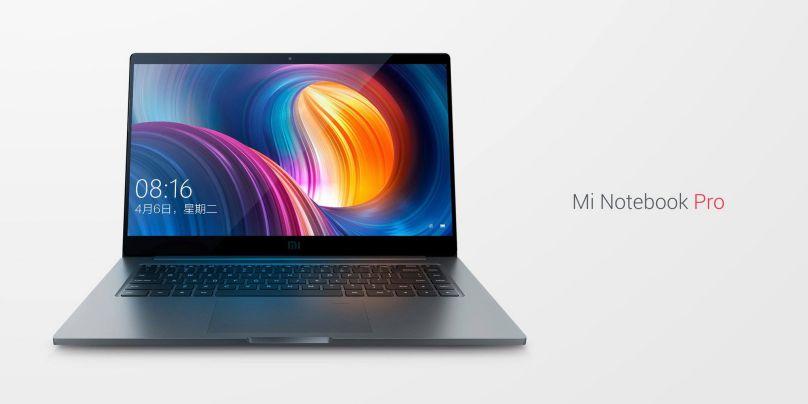Xiaomi Mi Notebook Pro 2017 Images (8)