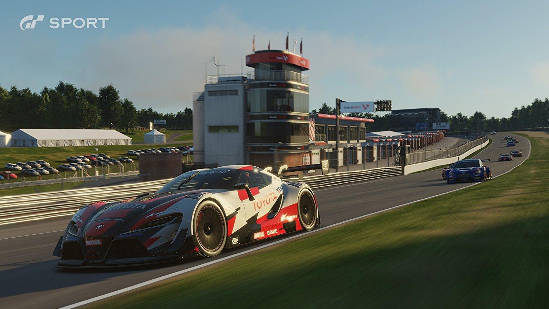Gran Turismo Sport 1.05 update