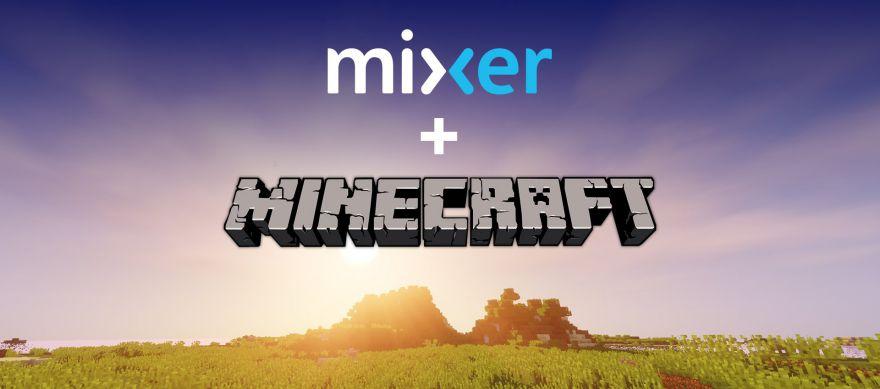 Minecraft 1.2.5 beta adds Mixer