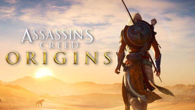 Assassin's Creed Origins Update 1.20
