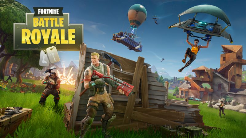Fortnite Update 1.46 Patch Notes
