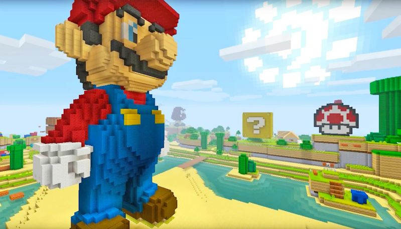 Minecraft Update 1.62 for PS4 and PS3