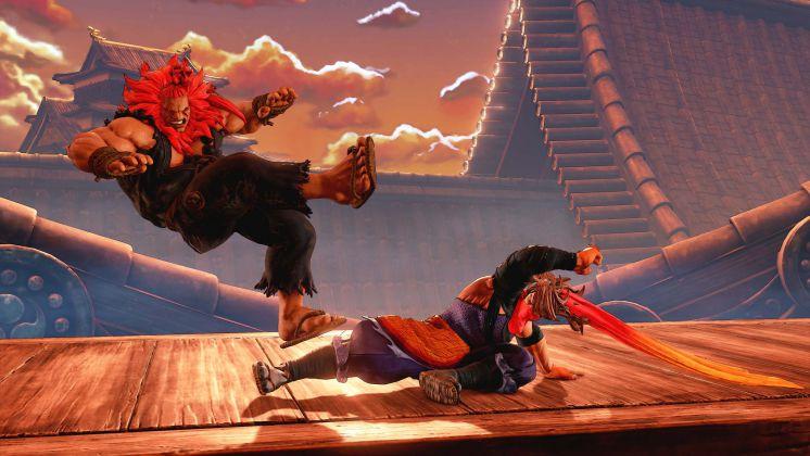 Street Fighter V update