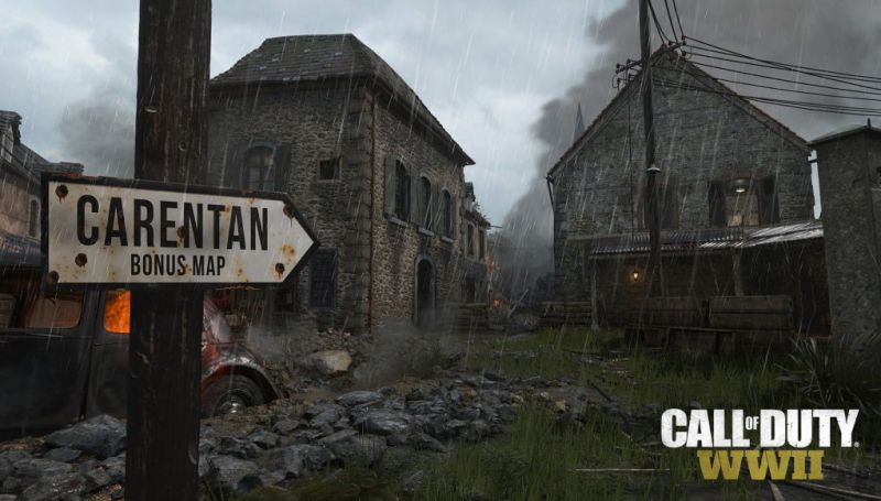 COD WW2 Update 1.07