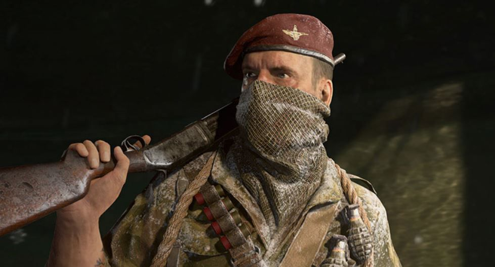 Call of Duty WW2 1.08 Captain BUTCHER