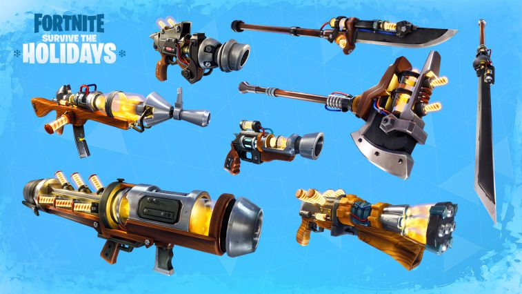 Fortnite patch 1.33 PS4 Patch Notes