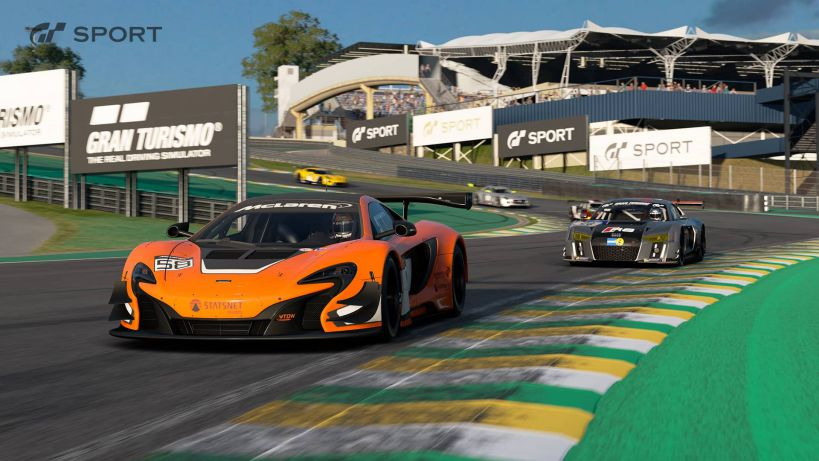 Gran Turismo Sport version 1.10 patch notes sihmar