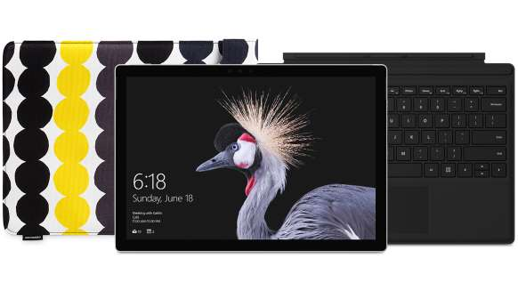 Surface Pro with free cover Deals