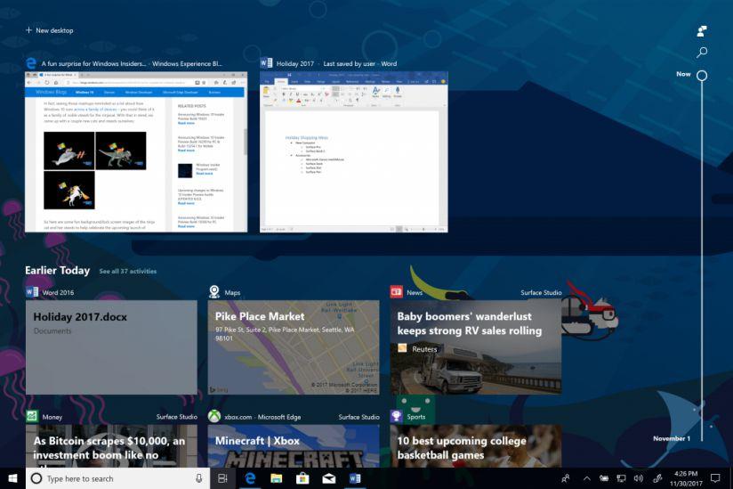 Windows 10 Build 17063 ISO Download