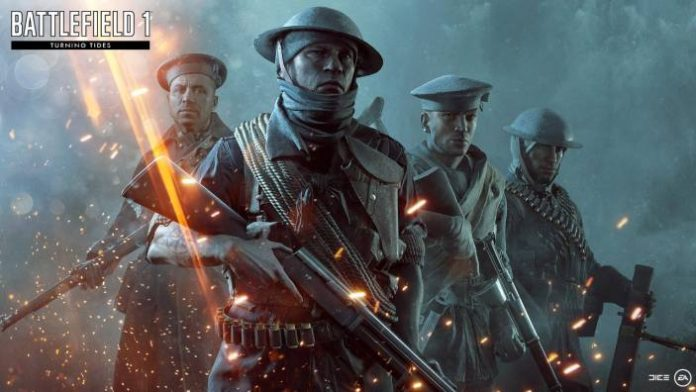Battlefield 1 1.18 Patch Notes